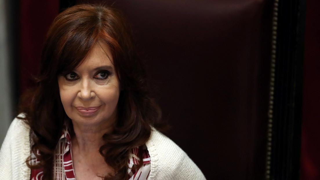"""Cristina Fernández de Kirchner acusa al macrismo de """"asociación ilícita"""" por espionaje"""