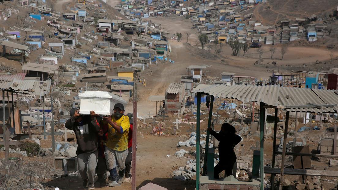Perú supera las 6.000 muertes por coronavirus, tras registrar 206 fallecimientos en las últimas 24 horas thumbnail
