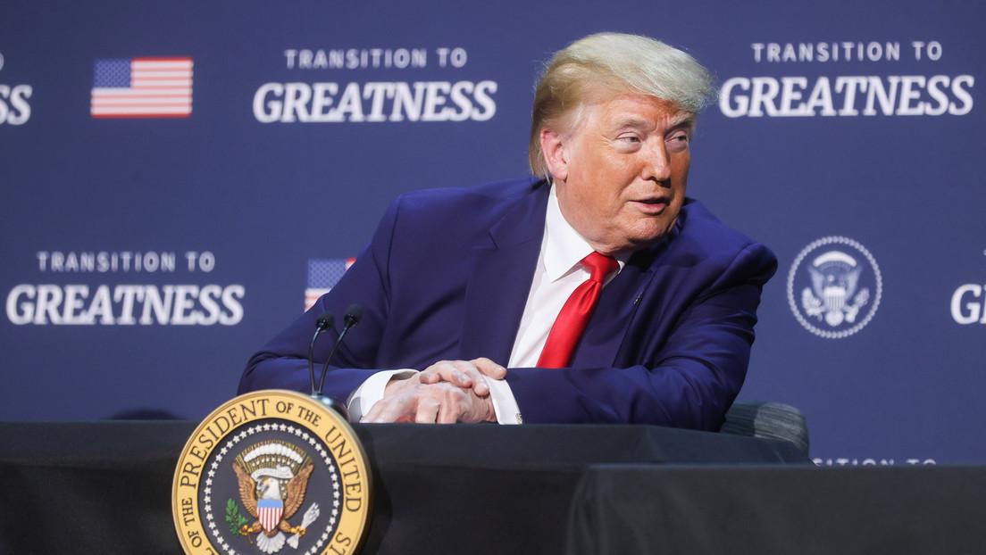 """""""Como un cuchillo cortando mantequilla"""": Trump elogia a la Guardia Nacional por dispersar protestas en Mineápolis"""