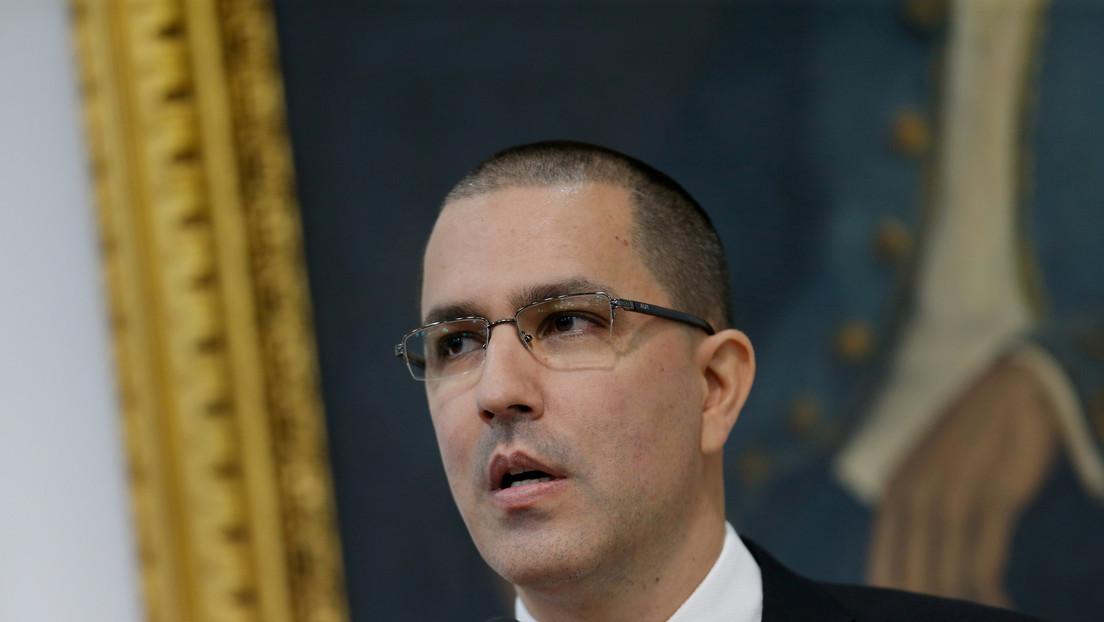 Canciller: Reino Unido usó visitas a su embajada para conspirar contra Venezuela