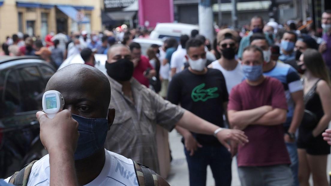 América Latina y el Caribe superan el millón y medio de casos de coronavirus thumbnail