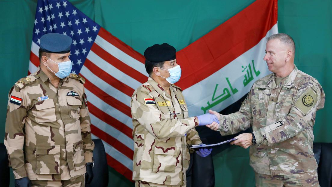 Estados Unidos reducirá sus tropas en Irak en los próximos meses