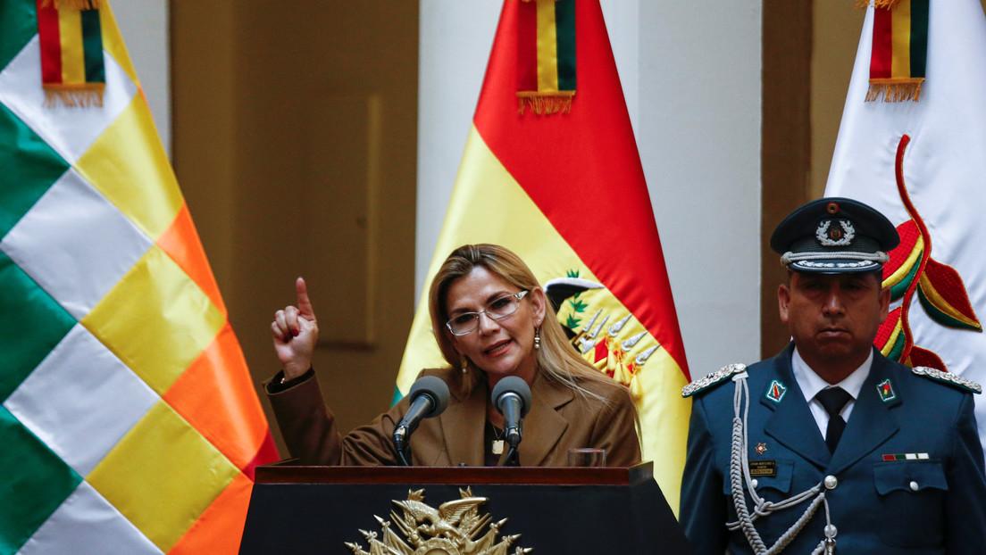Jeanine Áñez decide no promulgar la fecha de elecciones en Bolivia y pide un estudio epidemiológico para evaluar la factibilidad de los comicios