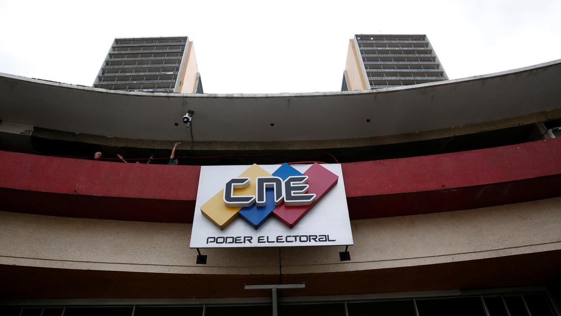 Tribunal Supremo de Justicia de Venezuela designa a las nuevas autoridades del Consejo Nacional Electoral