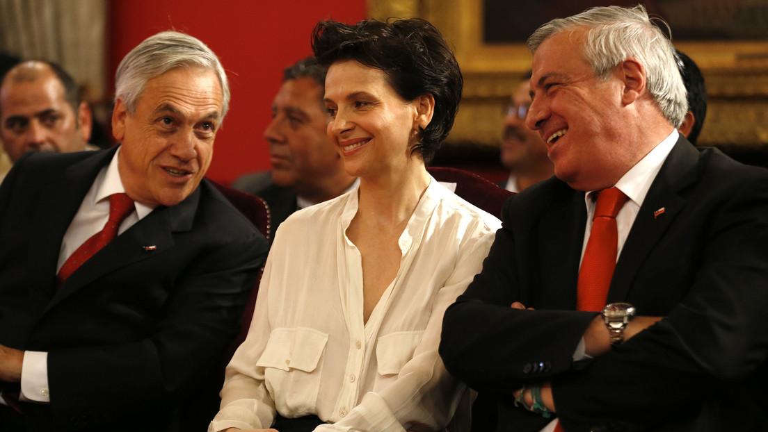 Piñera destituye al ministro de Salud tras las críticas sobre el manejo de la pandemia