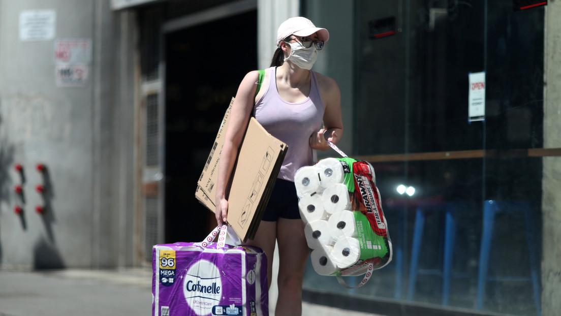 ¿Quién se llevó todos los rollos ?: Encontrarán el perfil del cliente compulsivo de papel higiénico en la pandemia