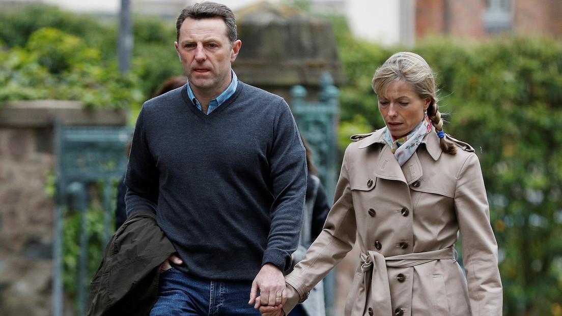 Los padres de Madeleine McCann instan a la Policía a revelar la evidencia sobre su supuesta muerte