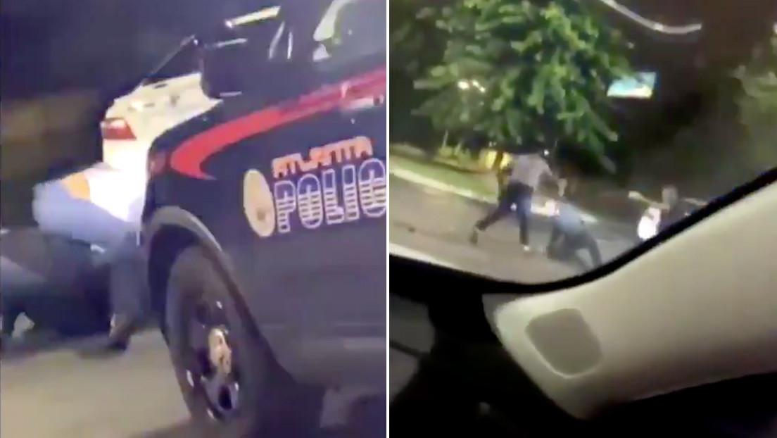 VIDEO: Policías matan a tiros a un afroamericano desarmado cuando se resistía a ser arrestado en EE.UU.