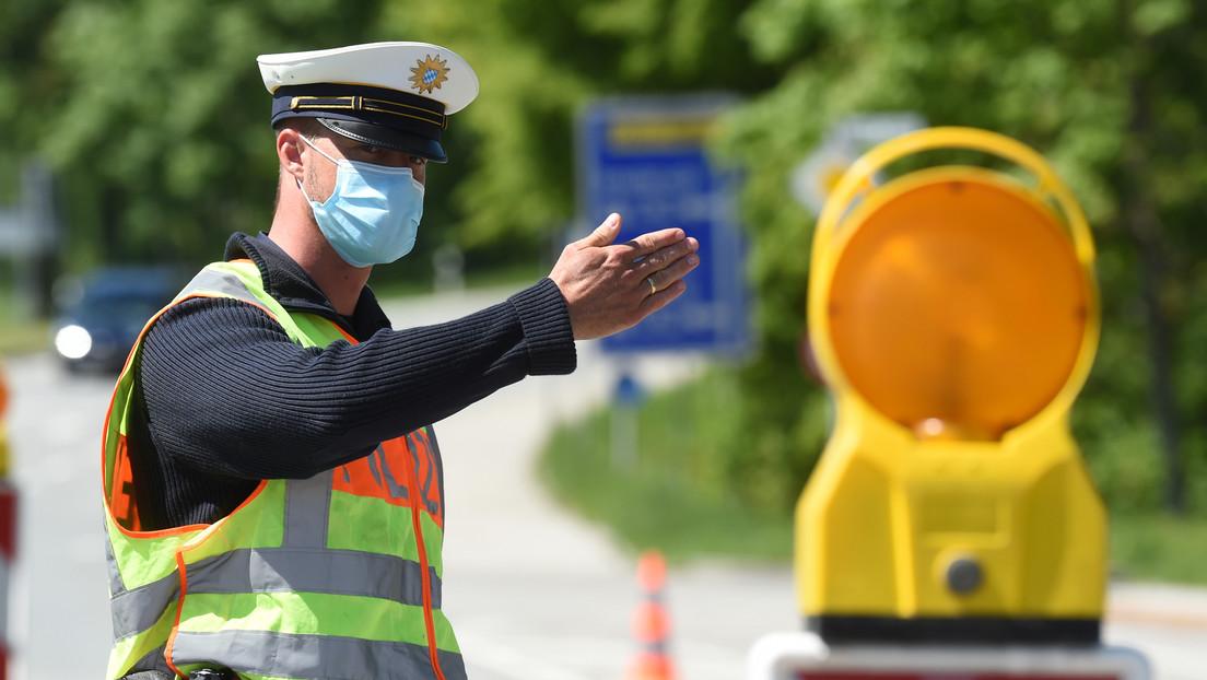 Alemania abre sus fronteras comunitarias salvo para España, Finlandia y Suecia