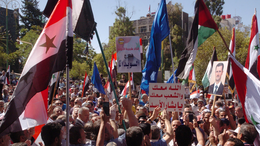 La 'Ley César' o cómo las sanciones de EE.UU. son un castigo colectivo en Siria