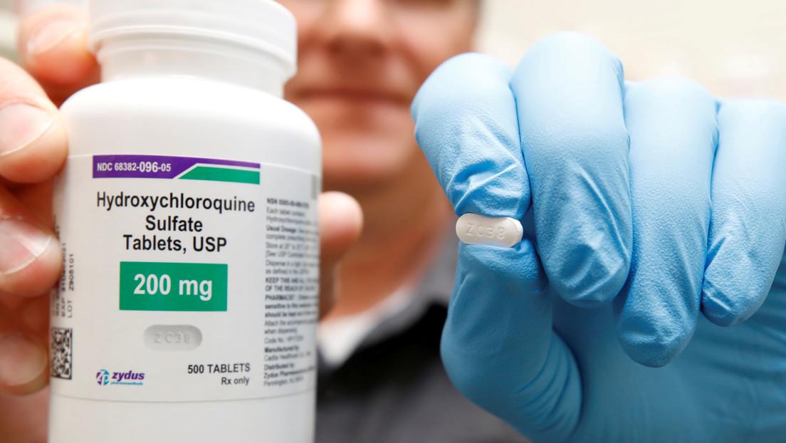 Agencia reguladora de medicamentos de EE.UU. revoca la autorización para tratar a pacientes con coronavirus con la hidroxicloroquina