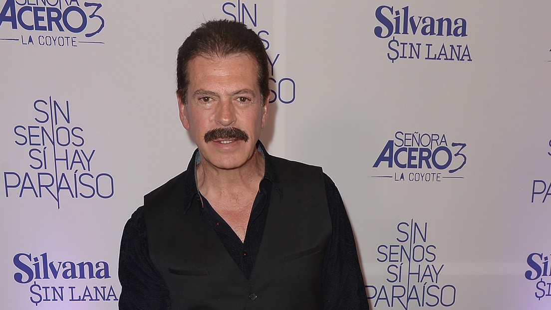 El villano de telenovelas mexicanas Sergio Goyri se convierte en mecánico por falta de contratos en televisión