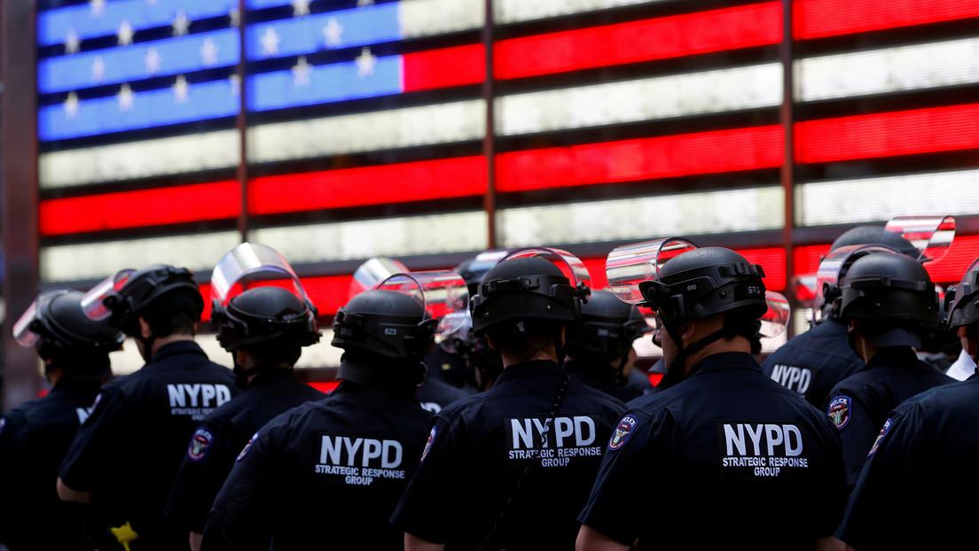 La Policía de Nueva York anuncia la disolución de las unidades anticriminales de oficiales vestidos de civil