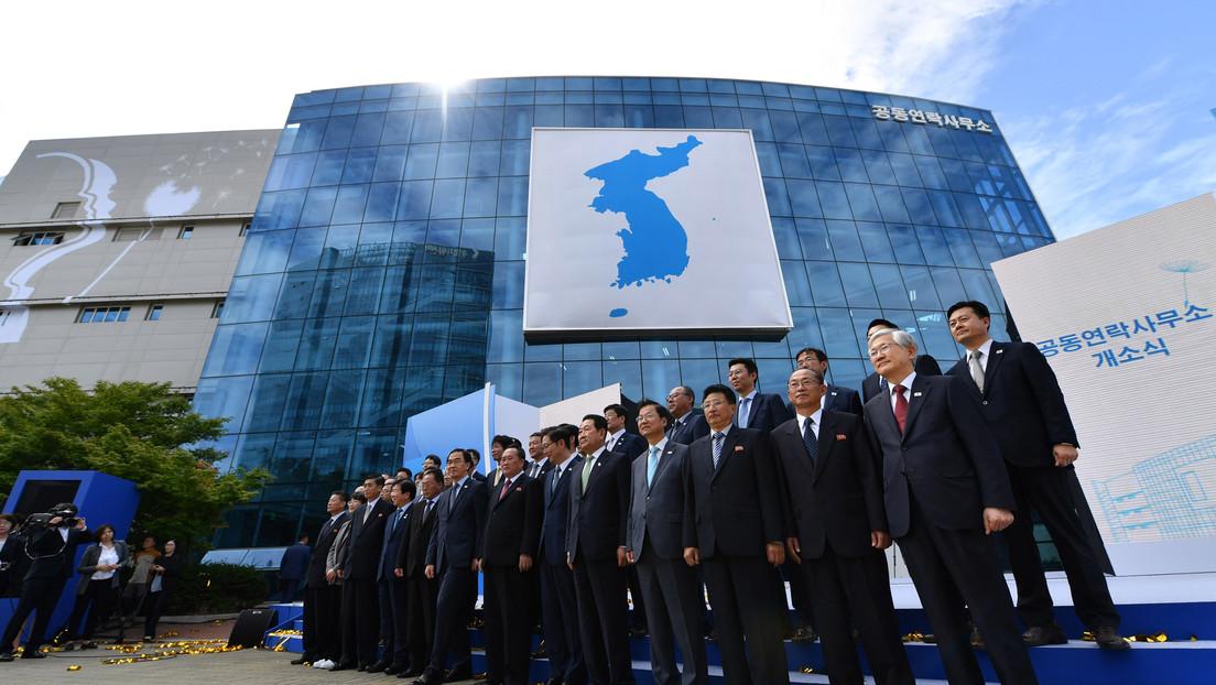 Corea del Norte destruye la oficina de enlace intercoreana en la zona fronteriza con Corea del Sur