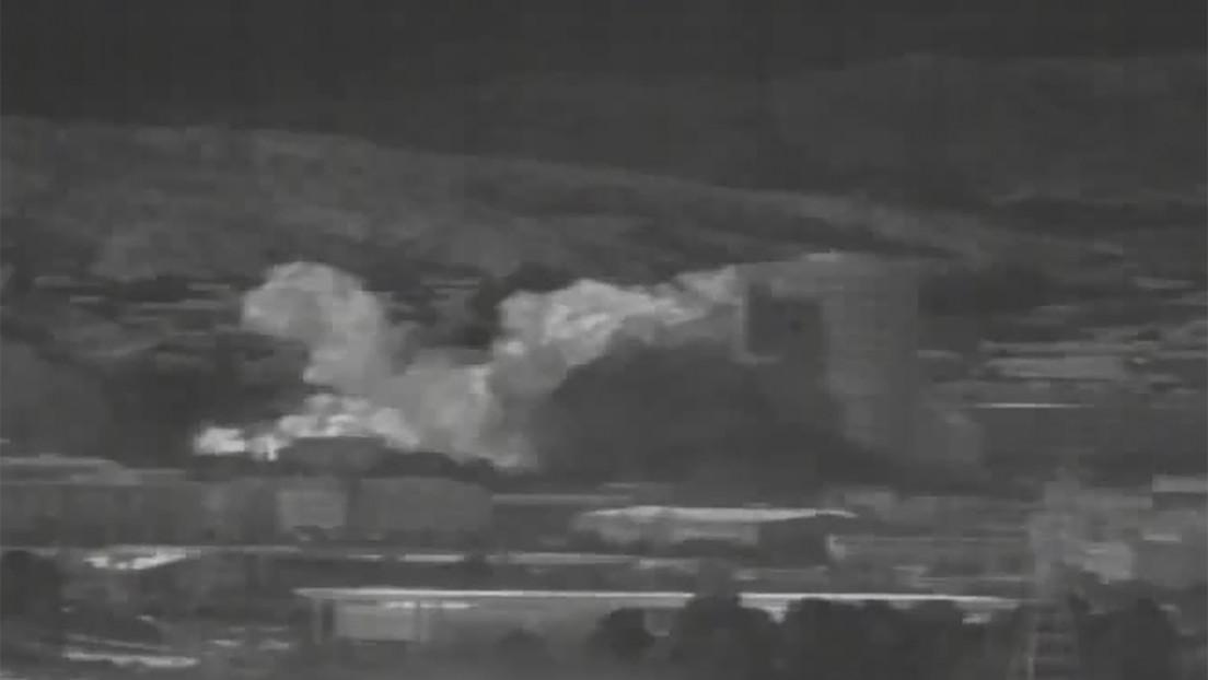 VIDEO: Momento de la explosión de la oficina de enlace intercoreana, destruida por Corea del Norte