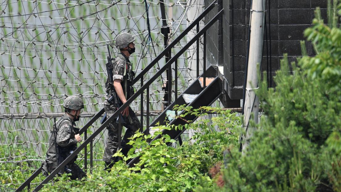 """Corea del Sur promete """"responder fuertemente a cualquier posible provocación militar de Corea del Norte"""""""
