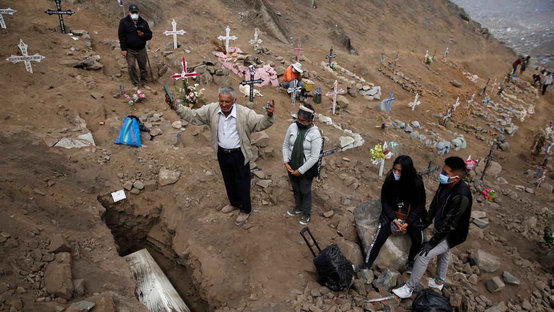 Perú sobrepasa los 7.000 fallecimientos por coronavirus y ya suma 237.156 positivos confirmados thumbnail