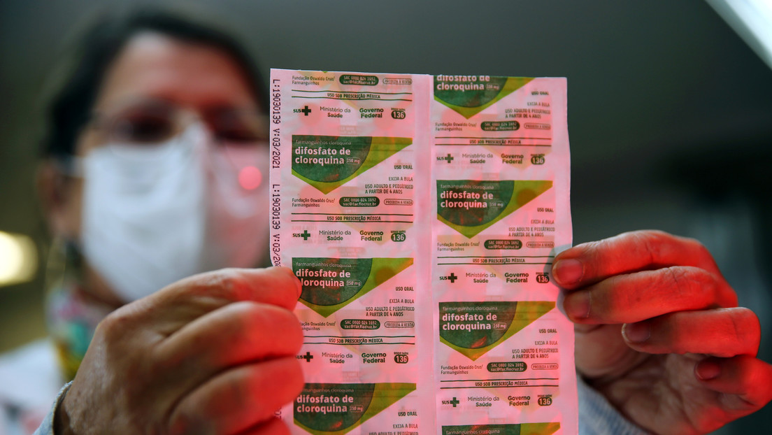 Brasil amplía el uso de hidroxicloroquina para mujeres embarazadas y niños con coronavirus