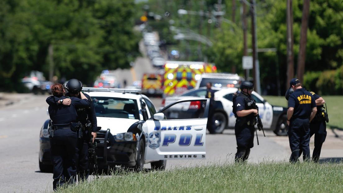 Evacúan un centro comercial en Texas tras un tiroteo