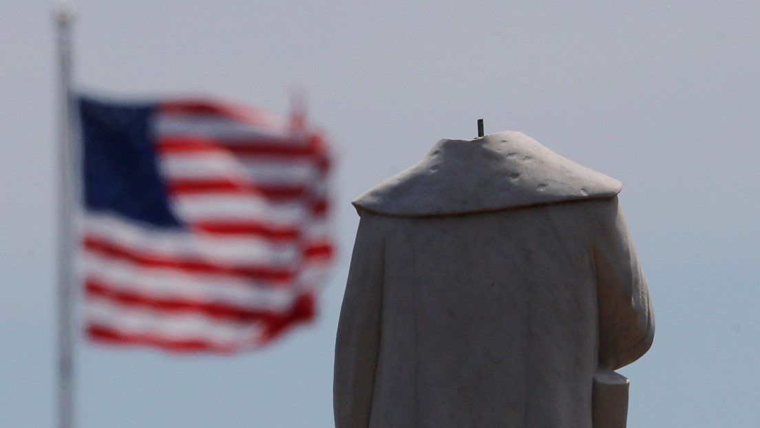 ¿'Estatuafobia' o poscolonialismo? Cómo explicar el derribo de las estatuas en el mundo