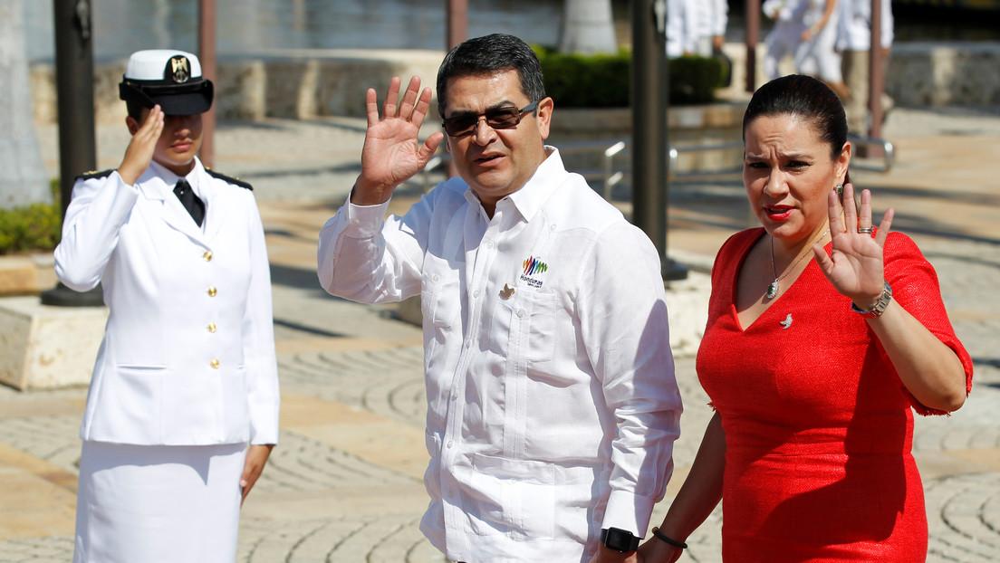 El presidente de Honduras Juan Orlando Hernández da positivo al coronavirus