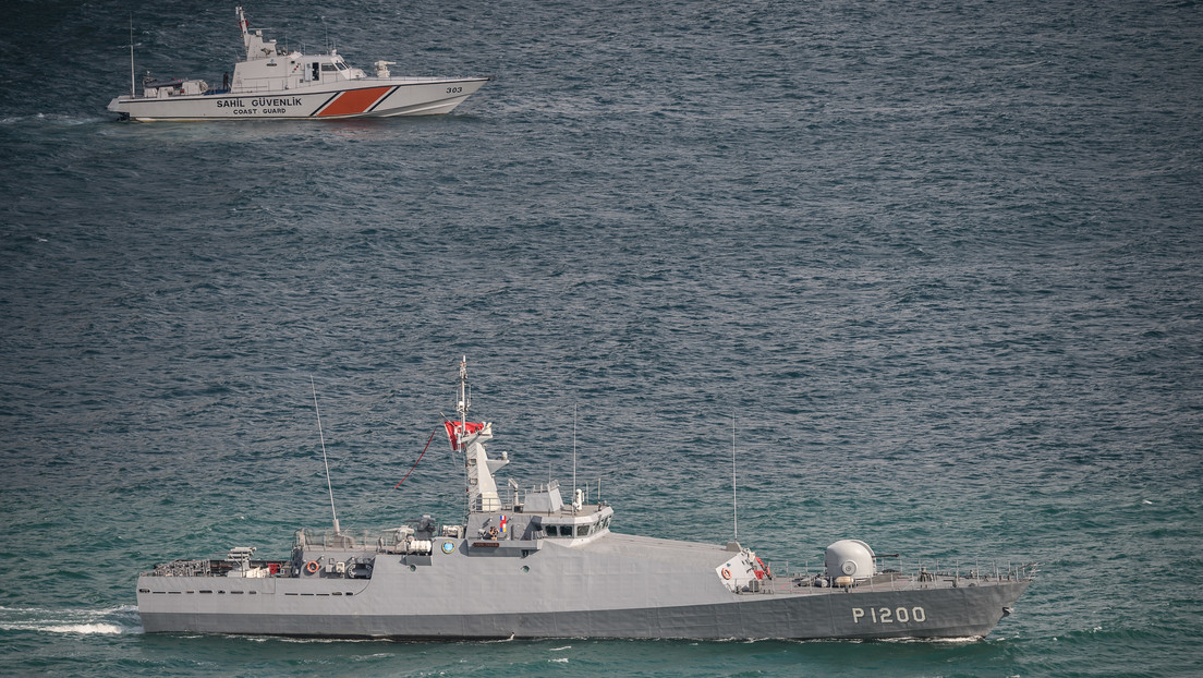 Desde el Ministerio de Defensa francés acusan a la Marina turca de comportamiento agresivo hacia uno de sus buques durante una misión de la OTAN
