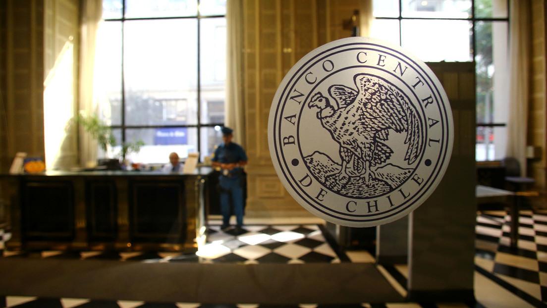 El Banco Central de Chile prevé una caída del 7,5 % del PIB en 2020