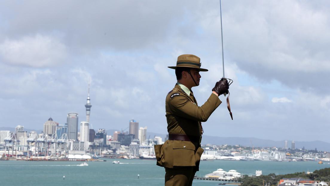 El Ejército neozelandés protegerá la frontera del país tras volver a registrarse nuevos casos de coronavirus