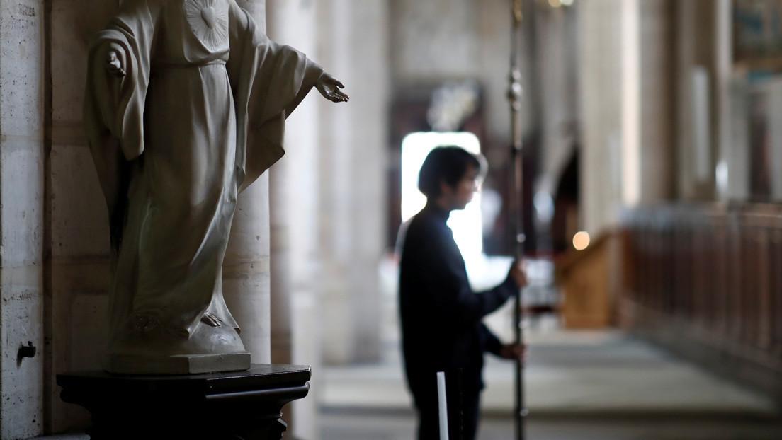 Al menos 3.000 niños fueron víctimas de agresión sexual por parte de unos 1.500 miembros de la Iglesia católica en Francia desde 1950
