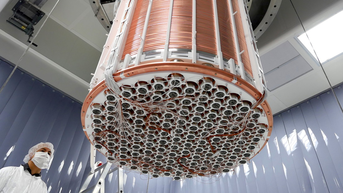 El experimento de detección de materia oscura registra un número anormalmente alto de eventos