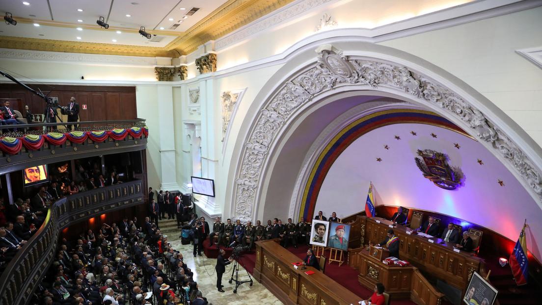 Constituyente de Venezuela aprueba acuerdo para ampliar la participación de partidos políticos en las parlamentarias