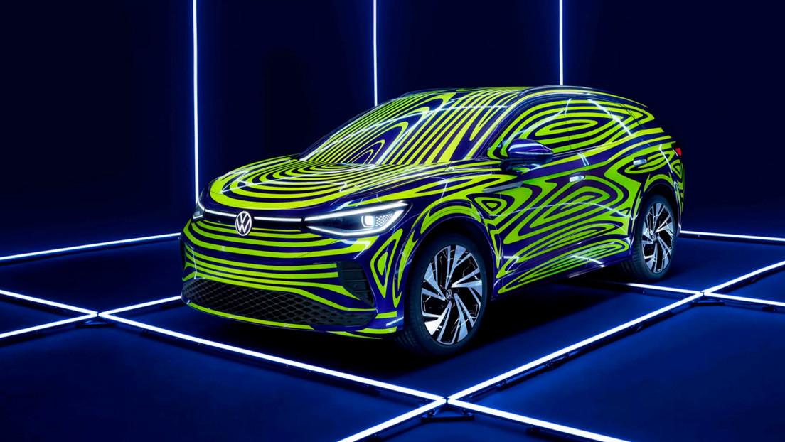 Filtran fotos del primer SUV eléctrico de Volkswagen
