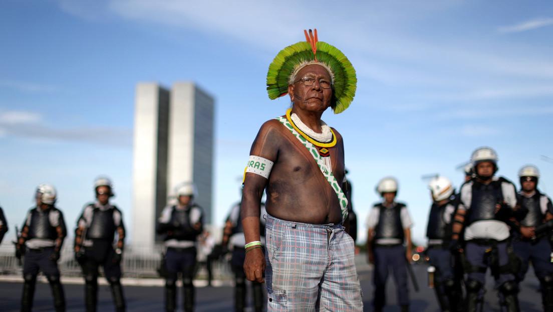 Muere de covid-19 Paulinho Paiakan, líder indígena de Brasil y defensor del medio ambiente