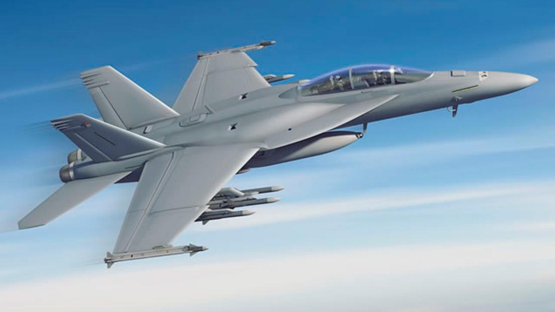 La Marina de EE.UU. recibe dos primeros cazas embarcados Super Hornet profundamente actualizados de los 78 encargados