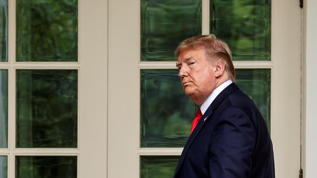"""Trump amenaza con """"desconectar completamente"""" de China"""