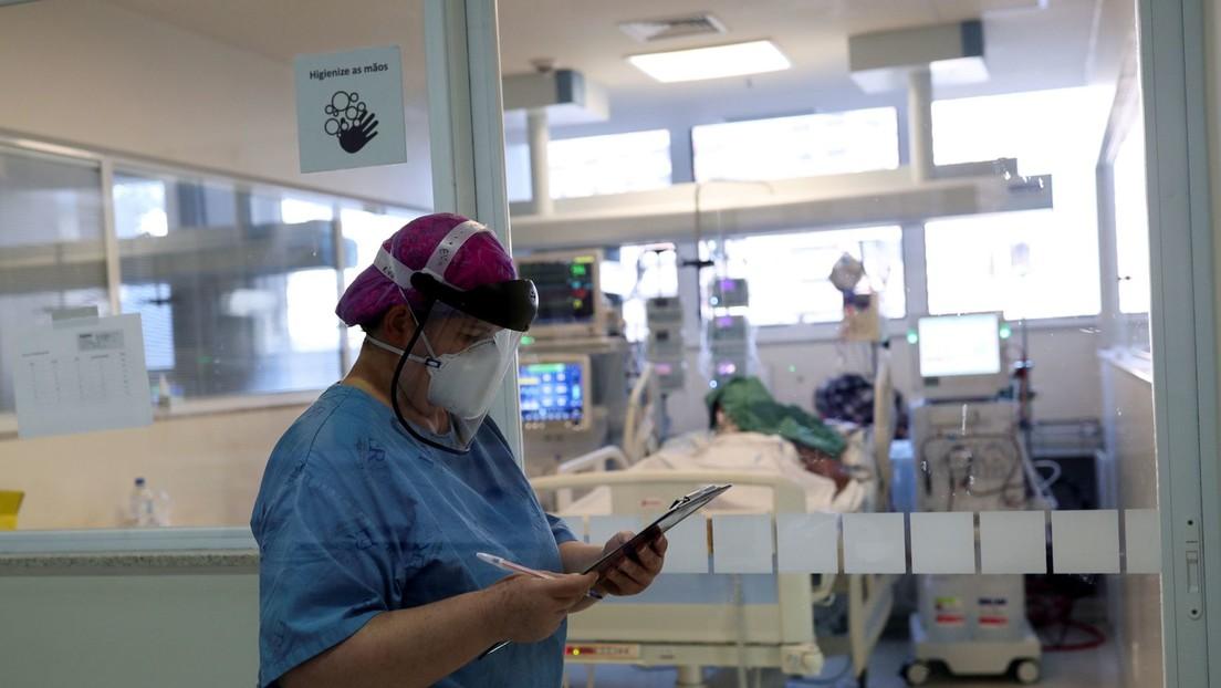 Brasil se acerca al millón de casos de coronavirus confirmados y las 50.000 muertes