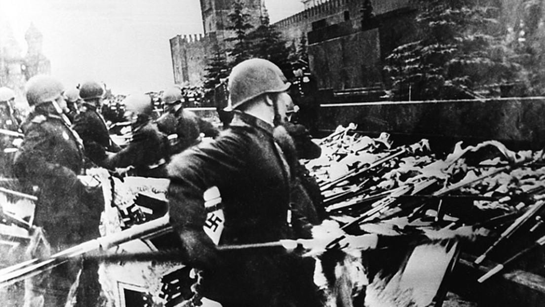 Publican documentos sobre el Desfile de la Victoria sobre la Alemania nazi en Moscú del 24 de junio de 1945