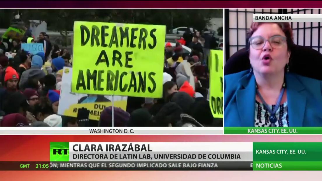 """Experta: """"EE.UU. necesita un presidente que sea más afín a los 'dreamers'"""""""