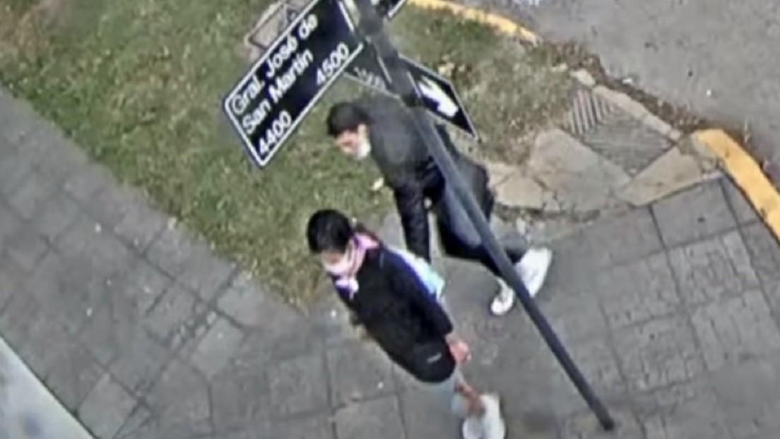 VIDEO: Manosea a una mujer en la calle, es rastreado por cámaras de seguridad y termina preso