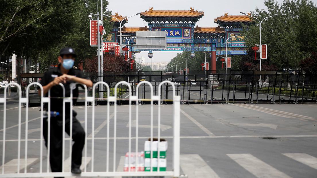 Confirman que el coronavirus del mercado de Pekín proviene de Europa pero es más antiguo