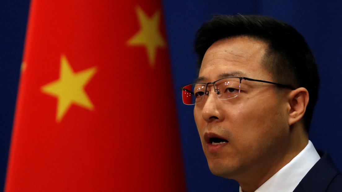 """Pekín responde a las declaraciones de Trump sobre """"una desconexión completa"""" de EE.UU. con China"""