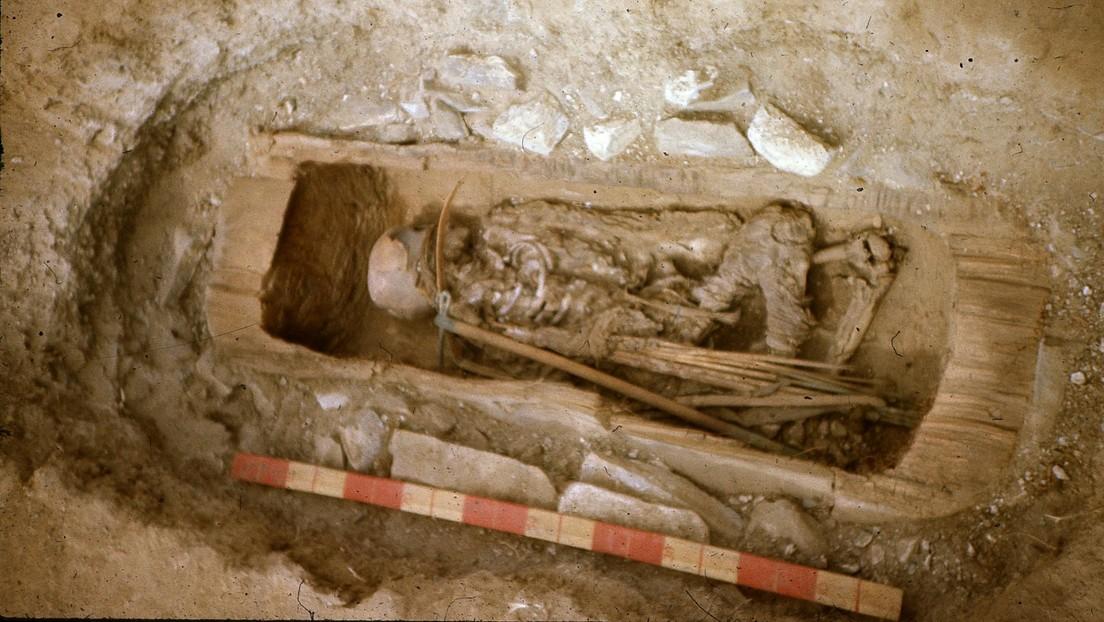 FOTOS: Averiguan a quién pertenecía una momia de 2.600 años de antigüedad hallada en Siberia