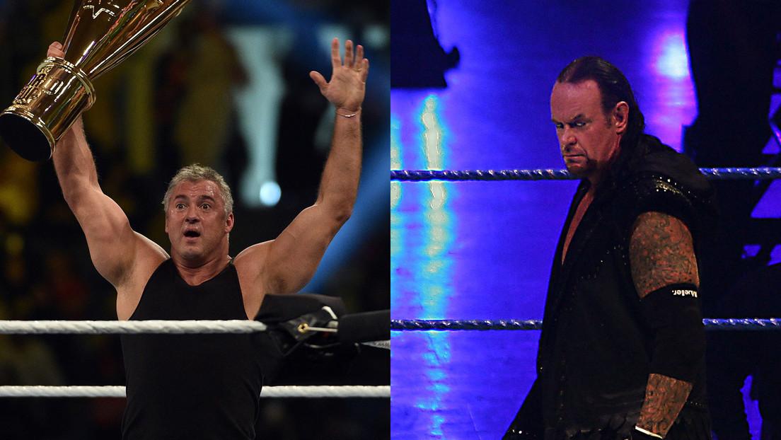 """""""Hell in a Cell 2"""": el luchador Shane McMahon """"quiere revancha"""" y desafía a The Undertaker a un combate más en la WWE"""