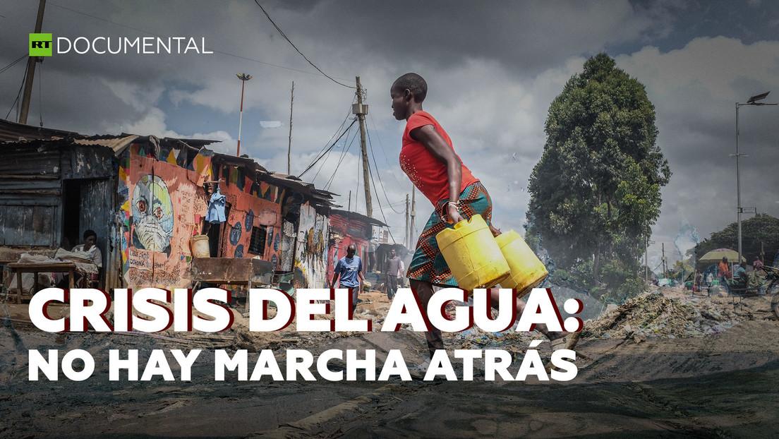 Crisis del agua: no hay marcha atrás