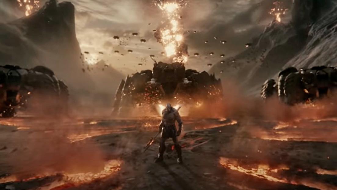 VIDEO: Publican el primer adelanto de la 'Liga de la Justicia' de Zack Snyder y muestra a un icónico villano al que el público aún no ha visto