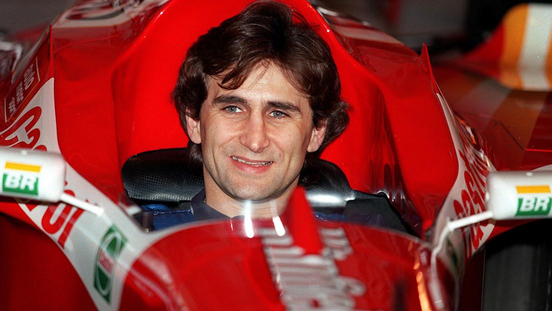 El expiloto de F1 Alessandro Zanardi en estado grave tras un accidente con un camión en medio de una exhibición de ciclismo paralímpico