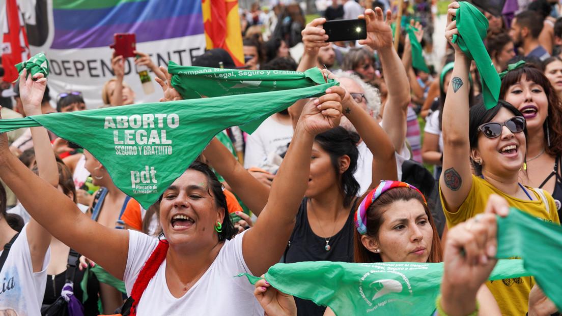 La pandemia posterga el debate parlamentario por la legalización del aborto en Argentina