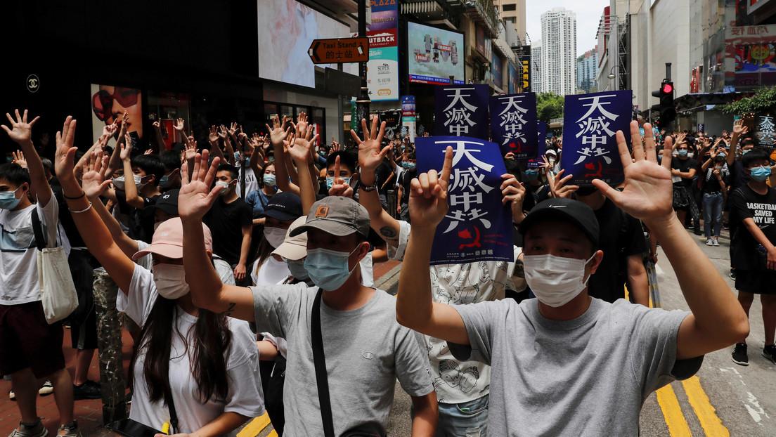 """China: """"Las declaraciones de Bachelet sobre Hong Kong son una interferencia grave en la soberanía y asuntos internos del país"""""""