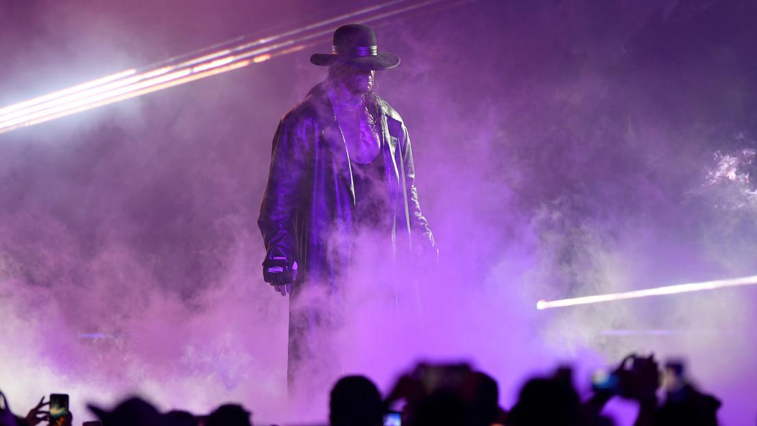"""El mítico luchador The Undertaker anuncia que """"no quiere volver al ring"""" y está listo para poner fin a más de 30 años de carrera"""