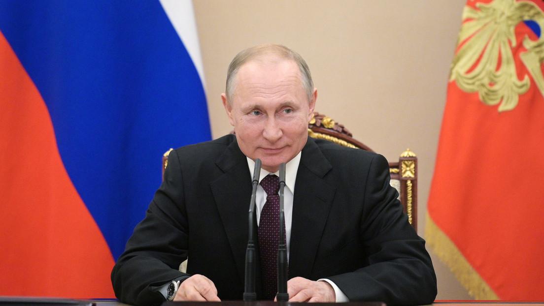 Putin revela cómo ve el sistema político de Rusia y si participará en las próximas presidenciales